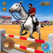 3D骑马秀手机版