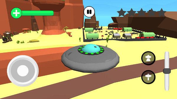 飞碟模拟器3D图3