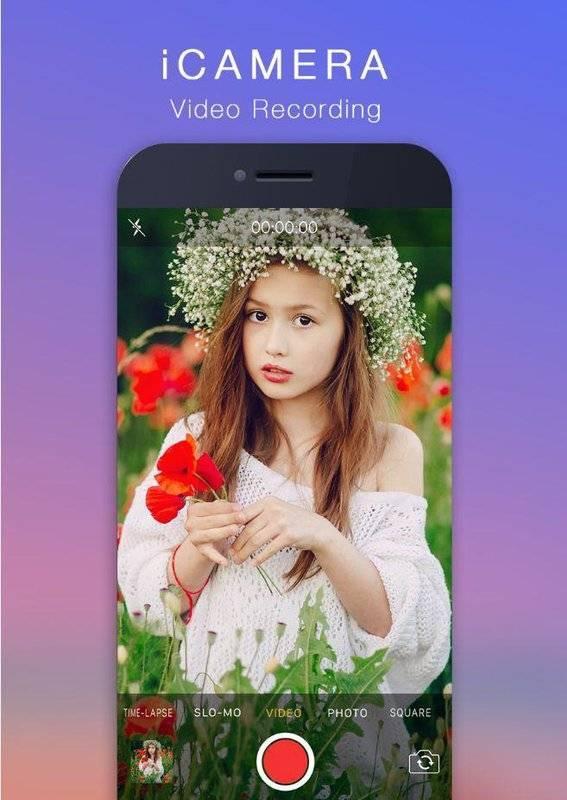 iCamera仿苹果相机app图3