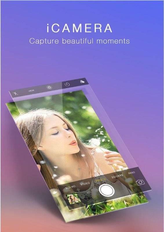 iCamera仿苹果相机app图1
