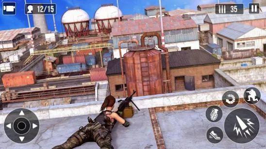 军队射击模拟器正版图1