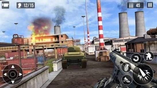 军队射击模拟器正版